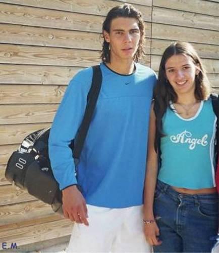 rafa and girl