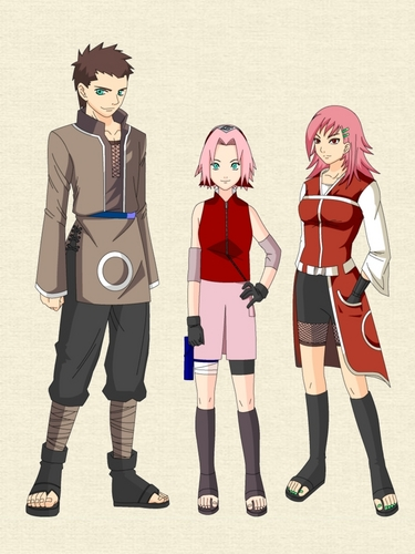 sakura parents..?