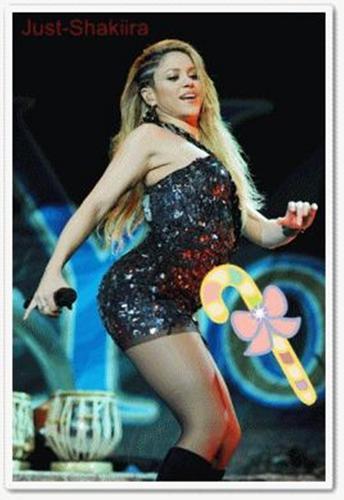 Шакира sexy body !!!