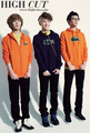 shinee ^^ new photoshoot :)