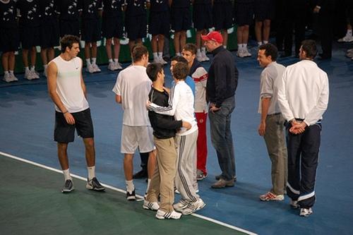 Теннис Любовь !!!