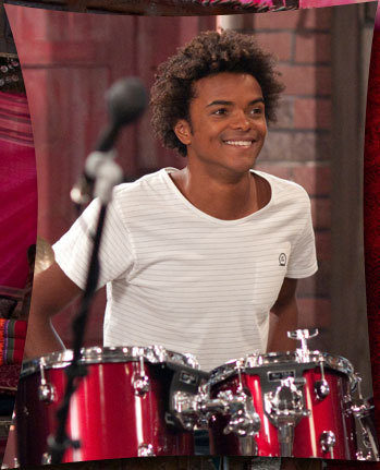 the baterista