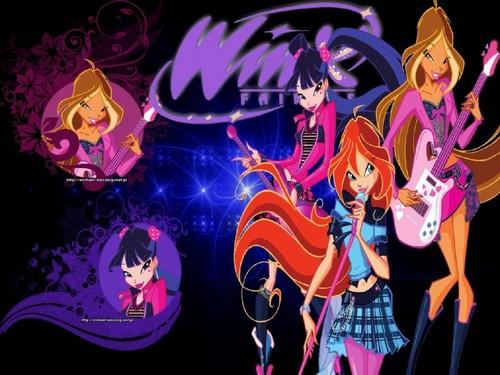 the winx images reloaded par dj!!!