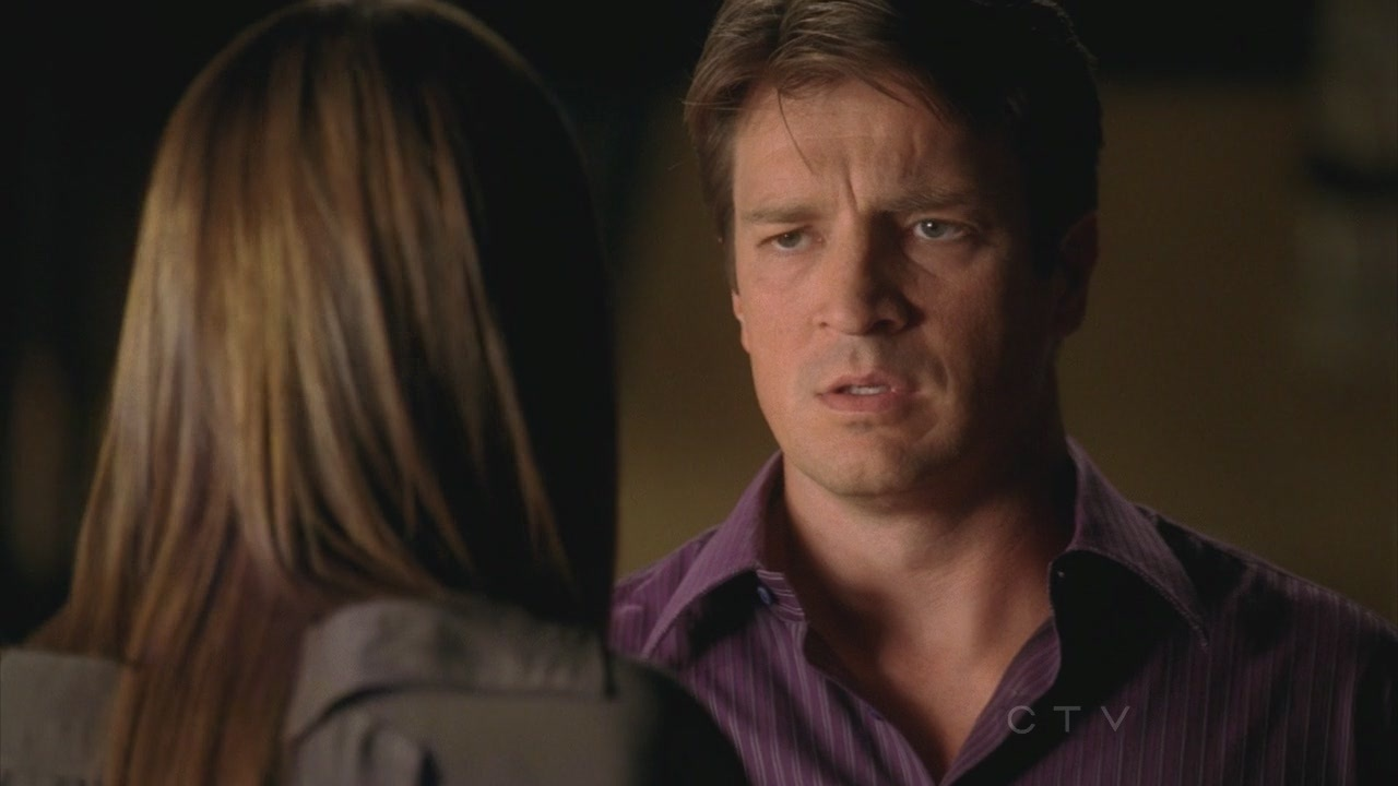 Castle And Beckett Finally Hook Up