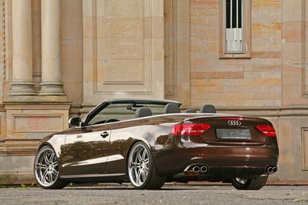 Audi A5 CABRIOLET sejak SENNER TUNING