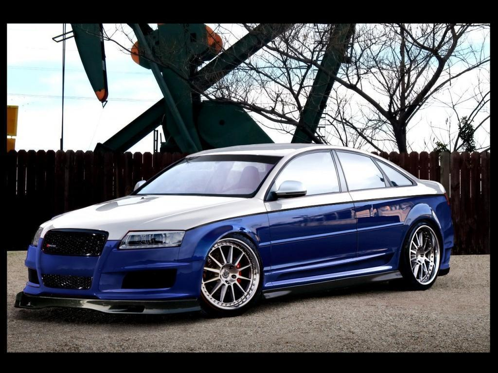 audi rs6 tuning audi wallpaper 15797978 fanpop