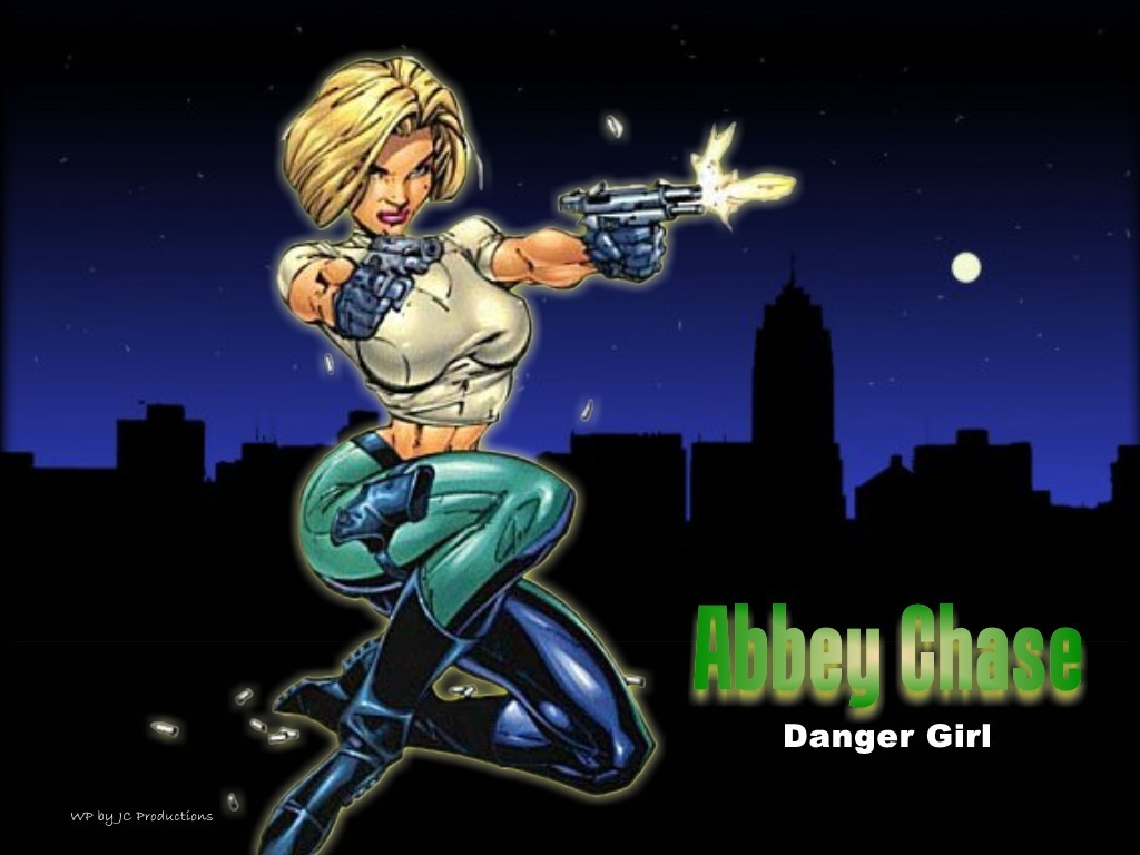 danger girl wallpaper - photo #16