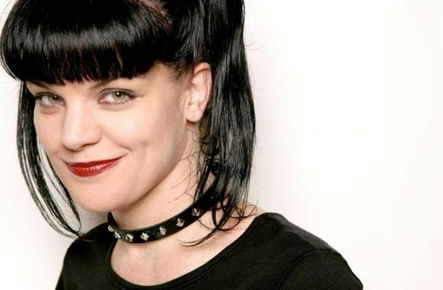 Abby Sciuto fond d'écran with a portrait entitled Abby Sciuto