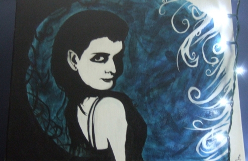 Amy Lee Painting