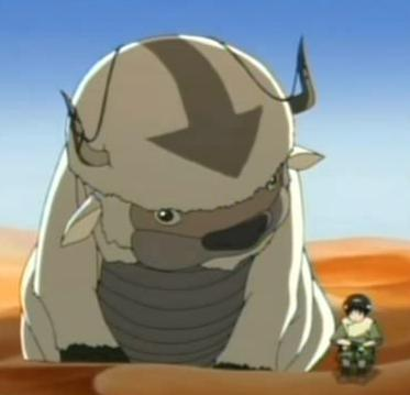 Avatar The Last Airbender Appa Wallpaper