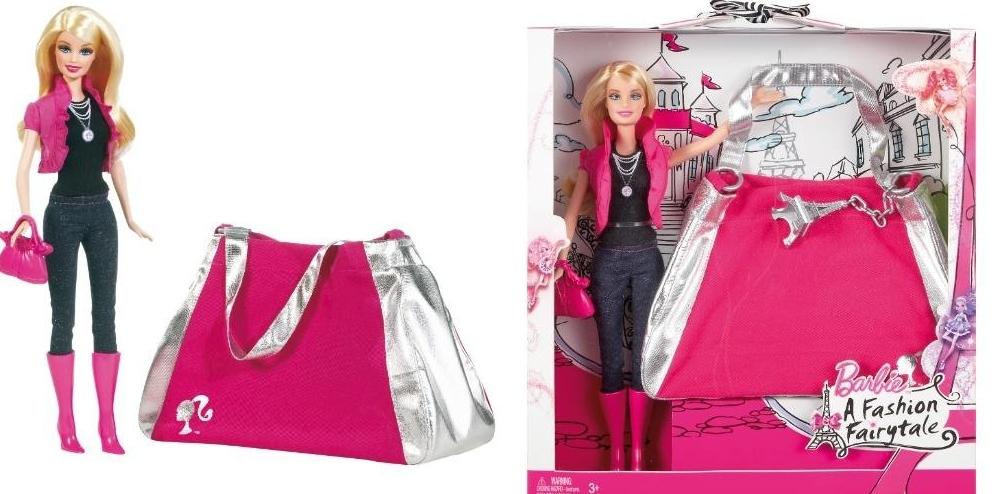 Labutí jezero - Barbie - filmy foto