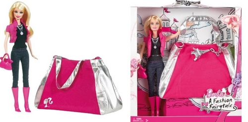 Barbie Fashion Fairytale doll