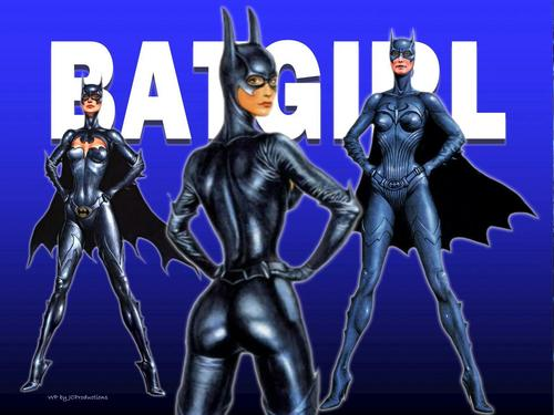 Batgirl in the spotlight