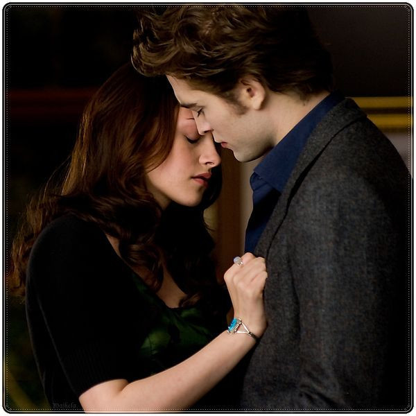 New Moon Bella and Edward