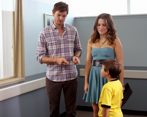 Brooke Davis - 8x03: The 우주 In Between (Promo Still)