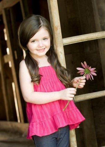 Brookelyn F. as Renesmee