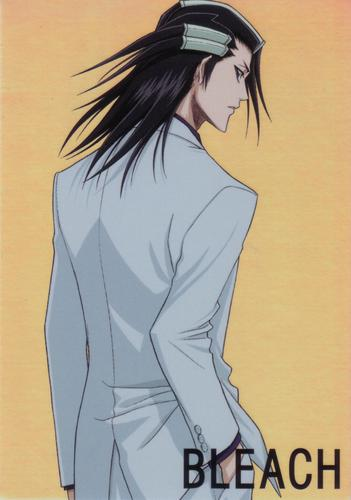 Byakuya in suit