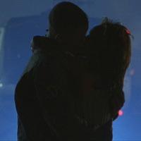 Captain Steven Hiller and Jasmine Dubrow