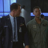 Captain Steven Hiller and Major Mitchell