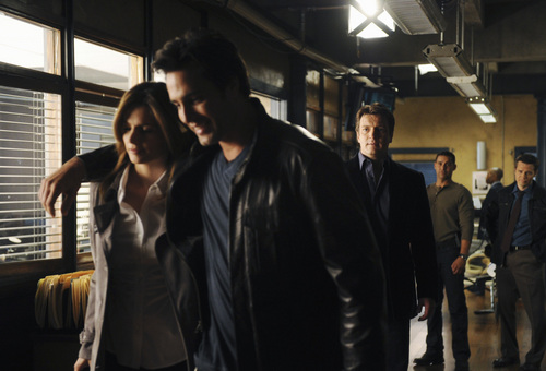 kastil, castle - 3x04 Punked (Promotional Pictures)
