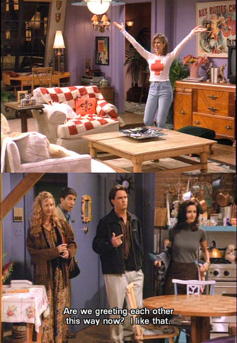 Chandler Bing!