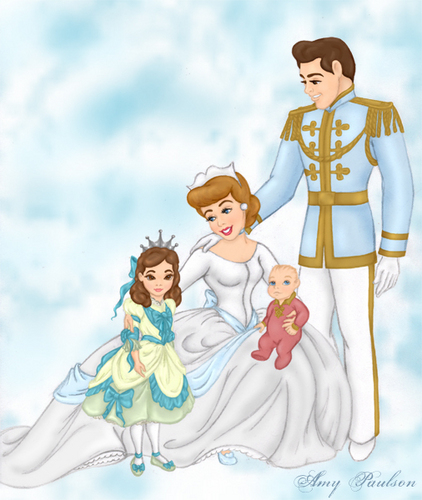Cendrillon and her Family