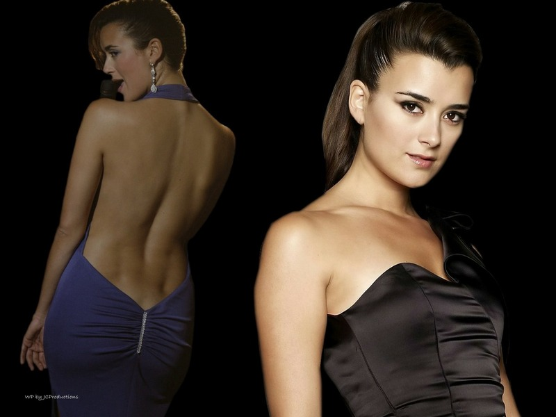 Some Cote de pablo green bikini images wouldn't want