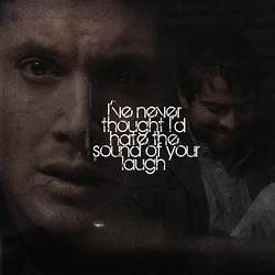 Dean & Cas - dean-and-castiel Fan Art