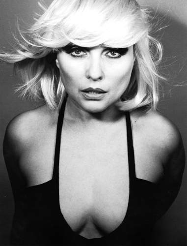 Debbie Harry - blondie Photo