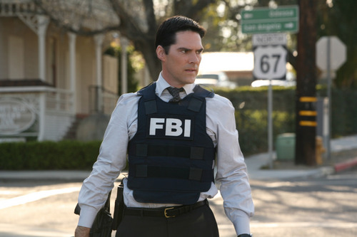 SSA Aaron Hotchner wallpaper entitled Elephant's Memory (HQ)