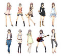 Fashion: 10 outfits - anime photo