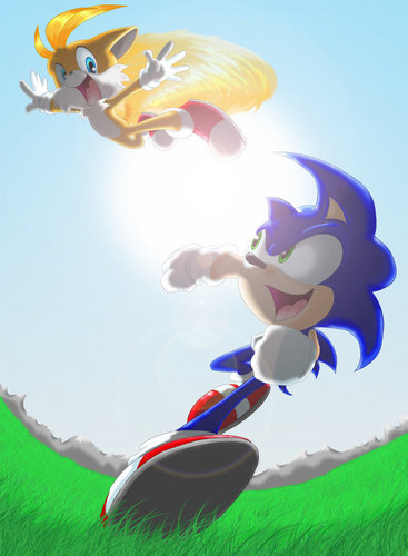 Free Spirited: Sonic and Tails
