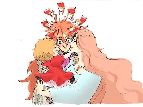 Fujimoto's family