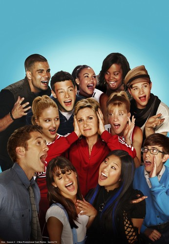 Glee - Promo Cast Fotos