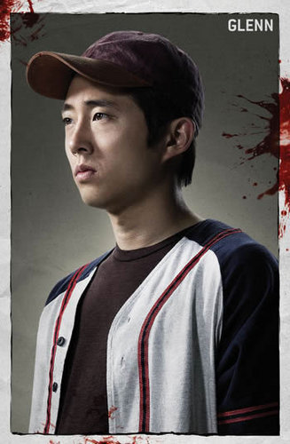 Glenn - the-walking-dead Photo