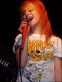 Hayley and her YM@S top♥ - paramore photo