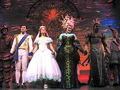 Heidi as Ursula with cast