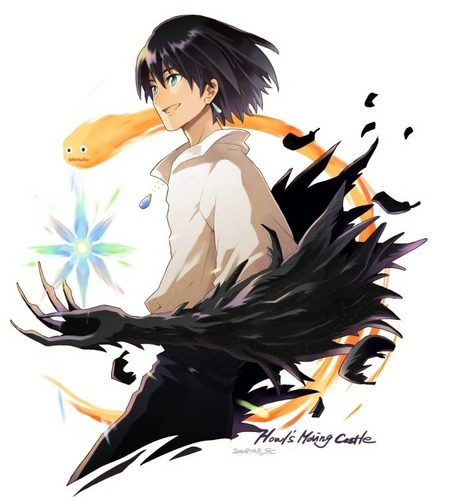 Howl & Calcifer