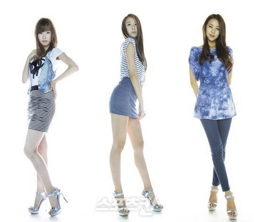 Hyemi, Lynn, Jaekyung