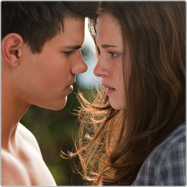 Jacob and Bella- Eclipse