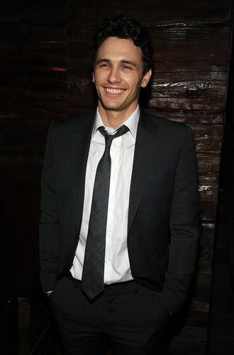 """James @ """"Howl"""" After party"""