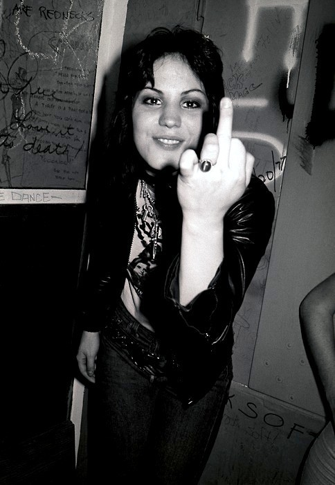 joan jett - joan jett photo (15771630) - fanpop