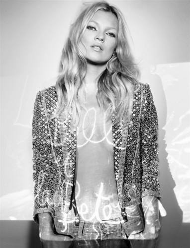 Kate Moss wallpaper probably with a blouse, an outerwear, and a shirtwaist called Kate Moss
