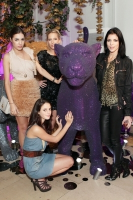 Kaya - Feb 21 | London Fashion Week: Mulberry Party