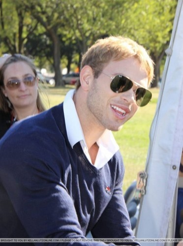 Kellan Lutz At The '100 Best Communities For Young People' Event In Washington, D.C.!""