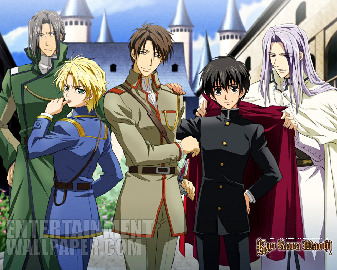 30 Days of Anime Kyo-Kara-Maoh-kyo-kara-maoh-15726225-1280-1024
