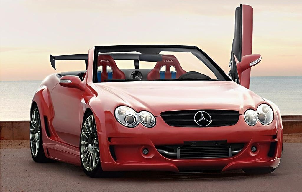 Mercedes benz images mercedes benz clk dtm amg cabrio for Mercedes benz tuning