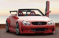 MERCEDES - BENZ CLK DTM AMG CABRIO TUNING - mercedes-benz photo