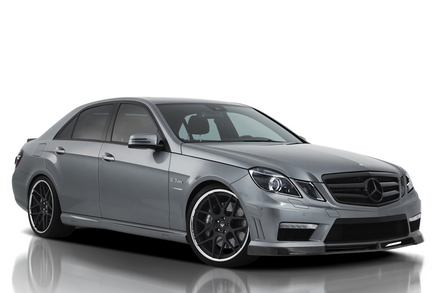 MERCEDES - BENZ E63 AMG BY VORSTEINER - mercedes-benz Photo