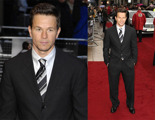 Mark Wahlberg karatasi la kupamba ukuta containing a business suit, a suit, and a two piece entitled Mark Wahlberg